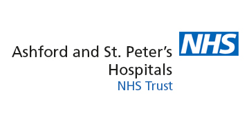 Logo for Ashford and St Peters Hospital NHS Trust
