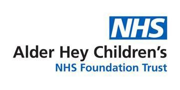 Logo for Alder Hey Children's NHS Foundation Trust