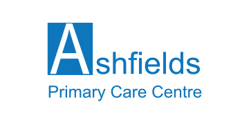 Logo for Ashfields Primary Care Centre